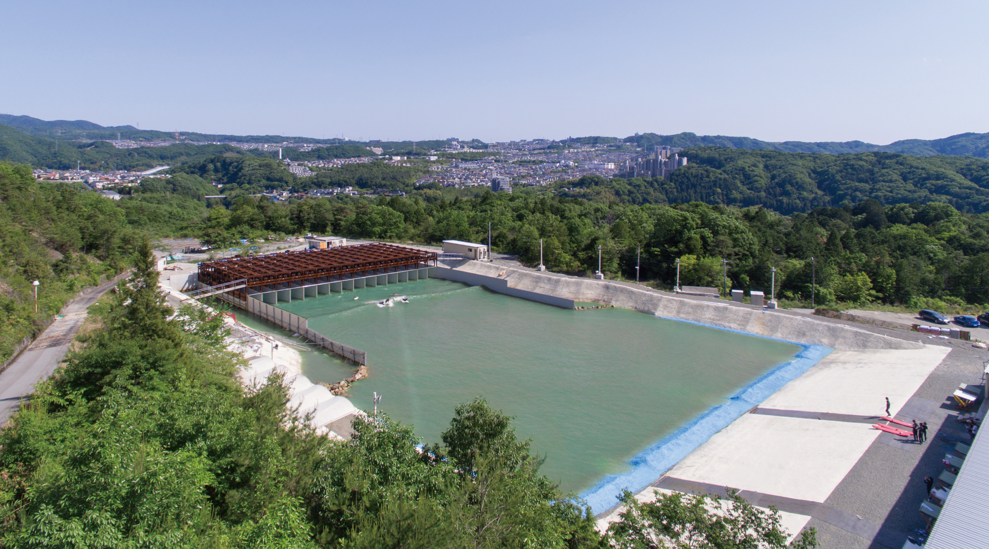 wave pool project plan do see inc